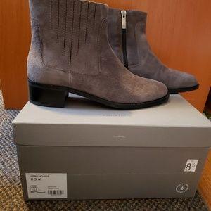 Aquatalia Oribella Suede Ankle Boots